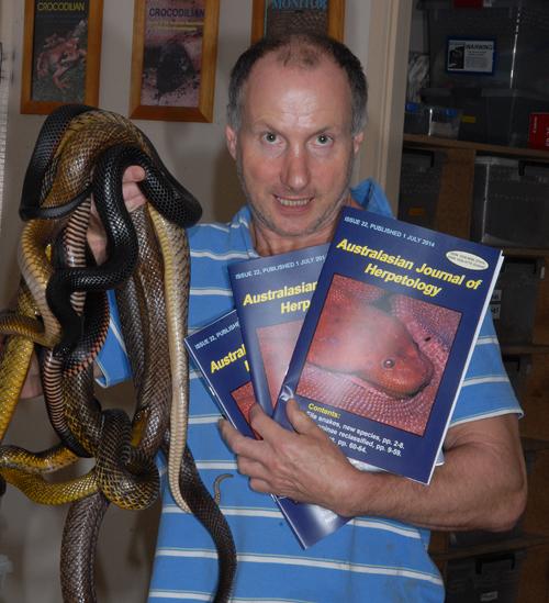 snake handler course